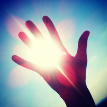 light in my hands (no border)